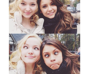 funny face, Nina Dobrev, and instagram image