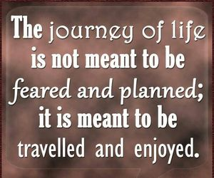 hope, life, and journey image