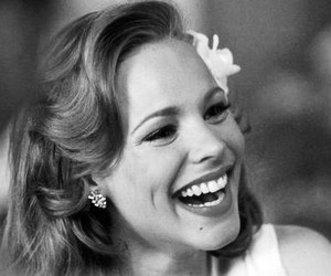 rachel mcadams, the notebook, and smile image