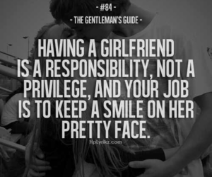 responsibility, quotes, and smile image