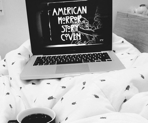 american horror story, coffee, and ahs image