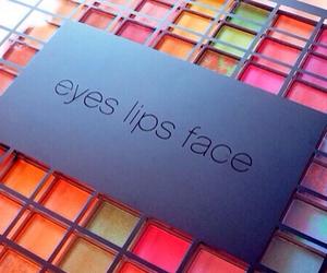 lips, eyes, and makeup image