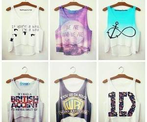 1d, shirt, and clothes image