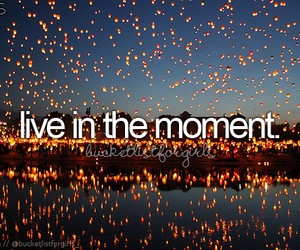 live, moment, and lights image