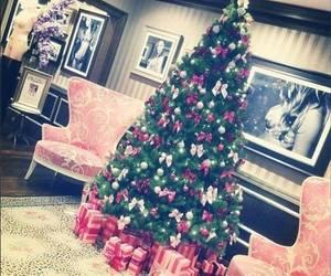 christmas, luxury, and new year image
