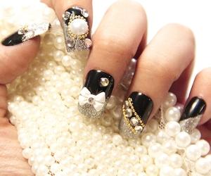 beautiful, black, and fashion image