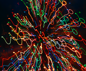 bright, christmas, and colorful image