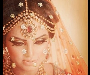 pakistani bridal image