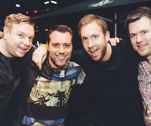 calvin harris, dj, and party image