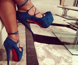 fashon, style, and high heels image