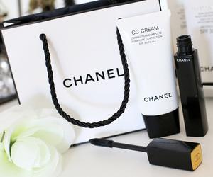 chanel, mascara, and style image