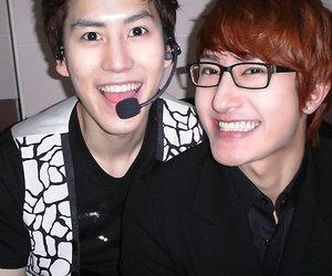 kyuhyun, Zhou Mi, and cute image