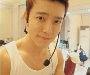 donghae, cute, and lovely hae image