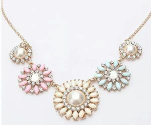 accesories, lovely, and necklace image
