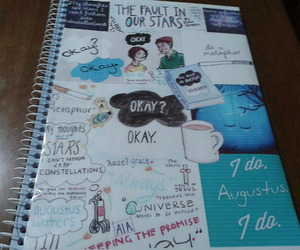 diy, notebook, and johngreen image