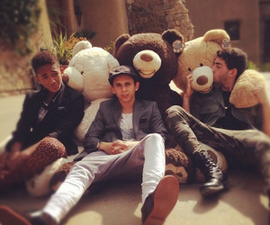 teddy bear, moises arias, and msfts image