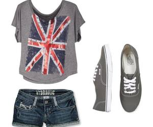 clothes, cool, and shoes image