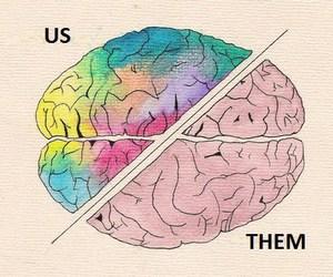 brain, us, and them image