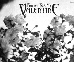 bfmv, bullet for my valentine, and flowers image