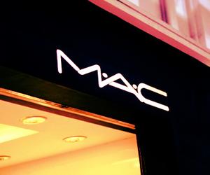 mac, luxury, and store image