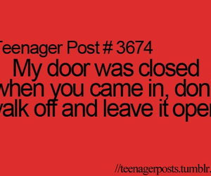 teenager post, true, and quotes image
