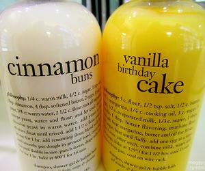 cake, girl, and vanilla image