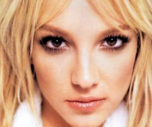 beauty, britney, and fashion image