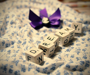 Dream, dreamy, and bow image