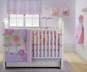 decoration, luxury, and nursery image