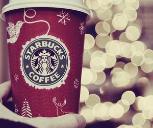 christmas, mug, and coffee image