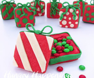 candies, christmas, and deserts image