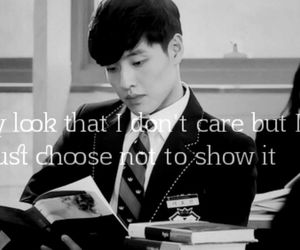 korea, quote, and theheirs image