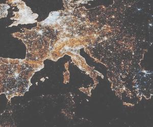 light, world, and europe image