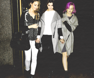 danielle peazer, eleanor calder, and perrie edwards image