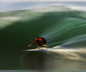 ocean, speed, and surf image