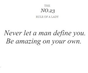 quote, lady, and amazing image