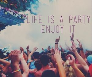 party, music, and people image