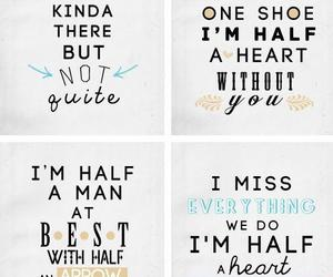 phrase, one direction, and song image