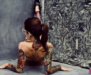 alternative, girl, and Suicide Girls image