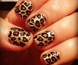 fashion, leopard, and cute image