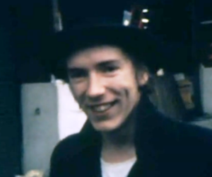 forever, johnny rotten, and love image