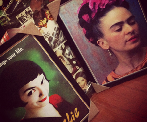 amelie, art, and girls image