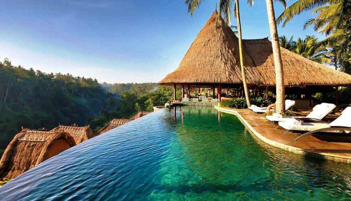 Bali Resort And Spa Tree House Hotel On We Heart It