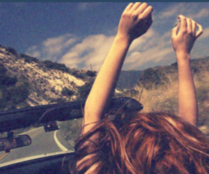 car, driving, and free image