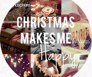 christmas and happy image
