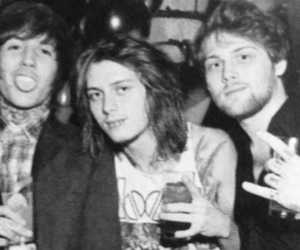 danny worsnop, ben bruce, and oliver sykes image