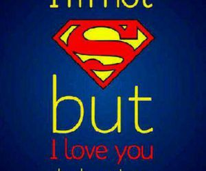 superman and love image