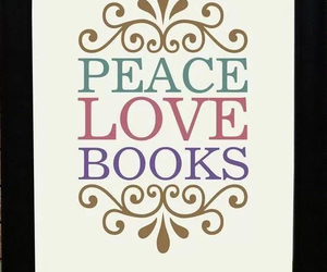 books, peace, and nice image