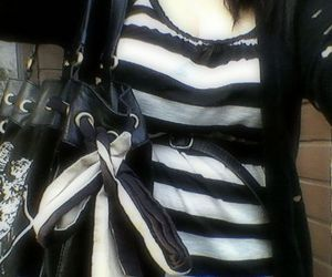 heart, outfit, and pale image