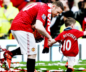 manchester united and wayne rooney image
